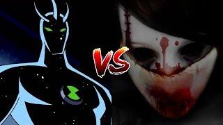 Alien X VS Zalgo HD | Ben 10 Omniverse VS Creepypasta