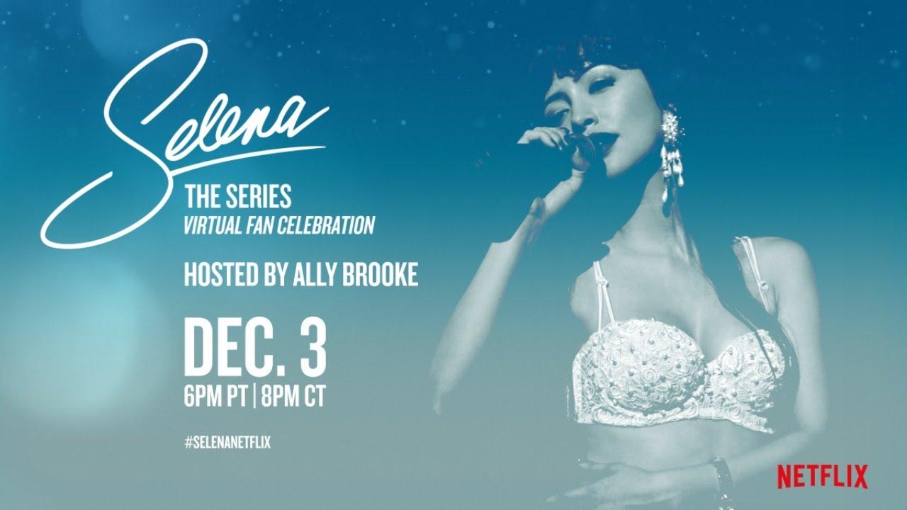 Selena: The Series LIVE Virtual Fan Celebration | Netflix