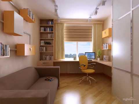 дизайн комнаты своими руками фото для молодого мужчины