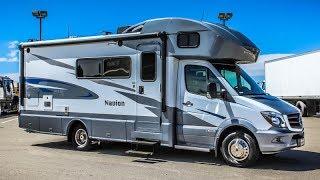 2018 WINNEBAGO NAVION 24D - Class C Motorhome - Transwest Truck Trailer RV (Stock # 5N180366)