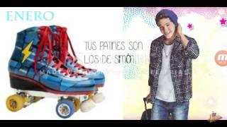 Cuales son tus patines segun tu mes de nacimiento / videos de soy luna
