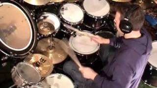 Matthias Dangel - Drummerworld drumsolo January 2009