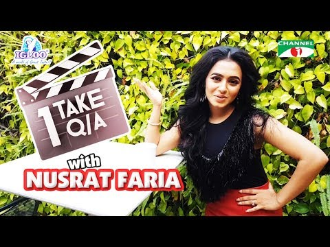 1 TAKE Q/A with Nusrat Faria | Shafi Ahmed | Channel i TV