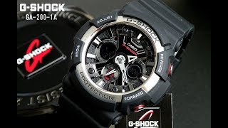 Casio G- Shock GA 200.