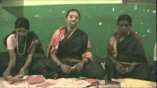 SHG meeting Kannada BAIF Karnataka