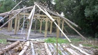 Raising Reciprocal Roof Clip