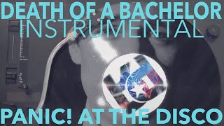 Death Of A Bachelor Instrumental [HQ] - Panic! At The Disco