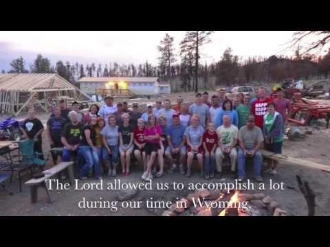 Nehemiah Project - Wyoming 2013
