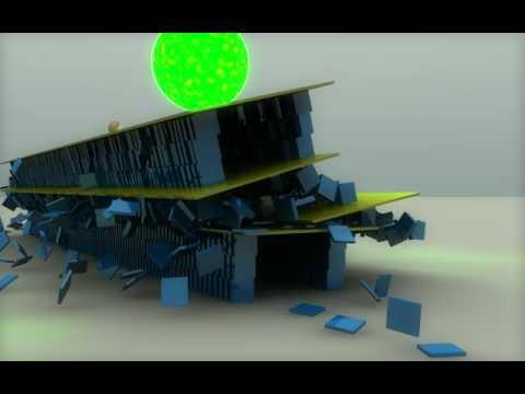 cinema 4d r11 5 demo mograph2 dynamik test 2 youtube. Black Bedroom Furniture Sets. Home Design Ideas