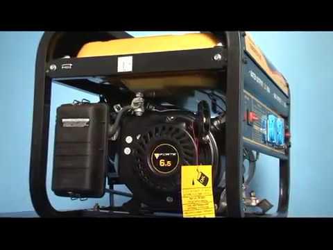 Бензиновый генератор 3500 генератор