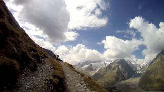 Tour du Mont Blanc by MTB
