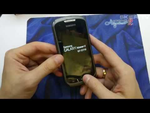 Samsung XCover 2 S7710 - hard reset