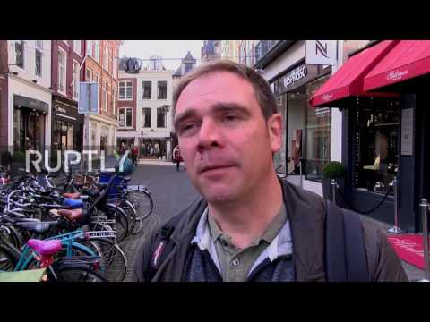 Netherlands: The Hague residents have their say as the city gears up for elections