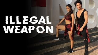 Baixar Illegal weapon | Jasmine Sandlas - Garry Sandhu | Dance Cover | LiveToDance With Sonali ft Sarang