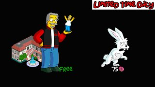 The Simpsons: Tapped Out - Third Episode Tie-In Update   Season 26