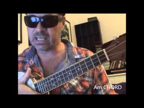 Ukulele tutorial Four Walls by Cold Chisel