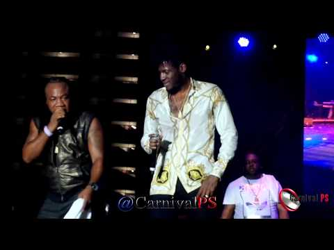 Aidonia - Yeah Yeah and Banga Full Performance @ BOTB [Best of the Best 2017] Miami Carnival 2017 PS