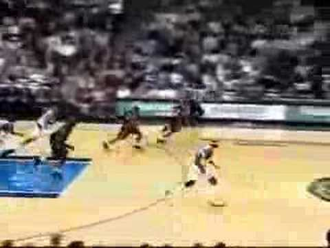 Miami Heat top plays of the 04-05 NBA season