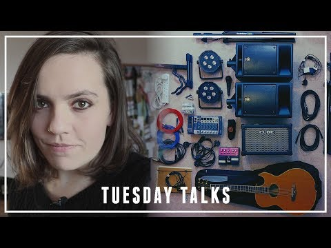 MY GIGGING GEAR GUIDE [Tuesday Talks]
