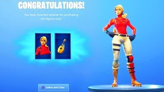 The NEW Laguna Fortnite STARTER PACK Is Here..!!
