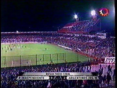 Independiente 3 - Argentinos Juniors 2 (Clausura 2005)