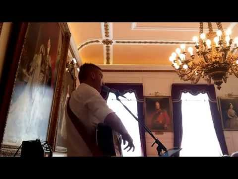 All of me (John Legends cover) performed live by Murphy James @ The Guildhall, Windsor