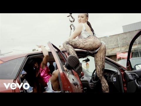 Lisa Mercedez - Back It Up (Official Video)