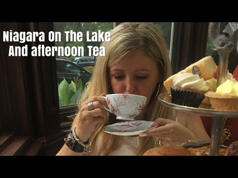 Luxgranny Episode #3 - Niagara On The Lake And Afternoon Tea At The Prince Of Wales Hotel