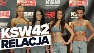 KSW 42 - OFICJALNA RELACJA 6PAK.TV | KONKURS | 4K