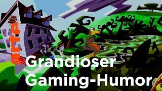 Wie uns Videospiele zum Lachen bringen   Art of Gaming   ARTE