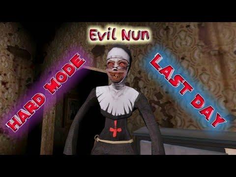 Evil Nun Hard Mode On The Last Day thumbnail