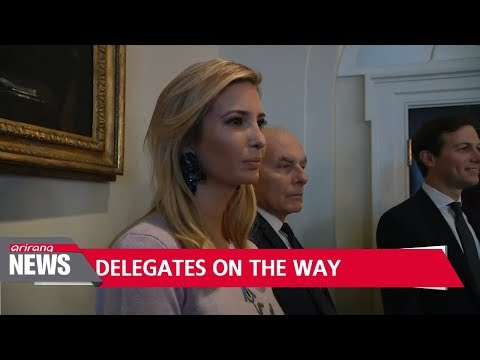 President Moon to dine with Ivanka Trump, meeting between U.S. and North Korean