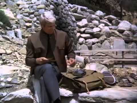 Mission Impossible Self Destruct message with Peter Graves wmv