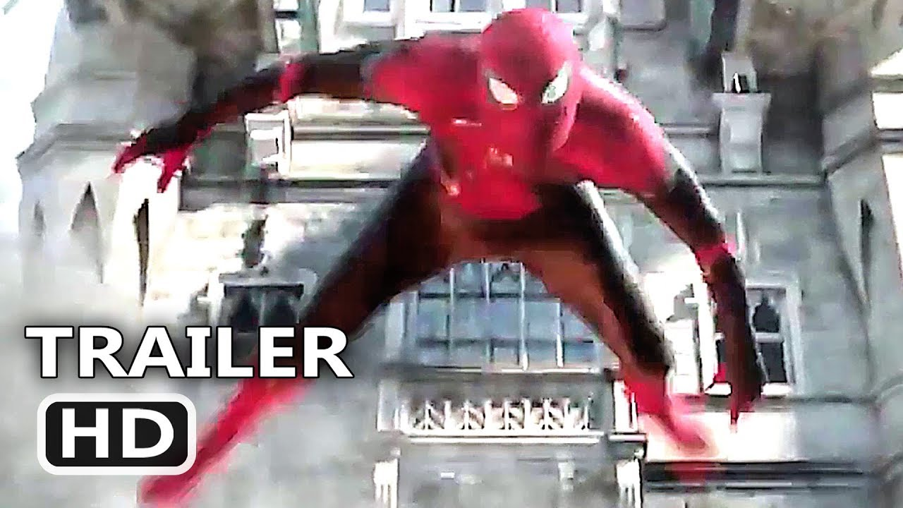 spider man far from