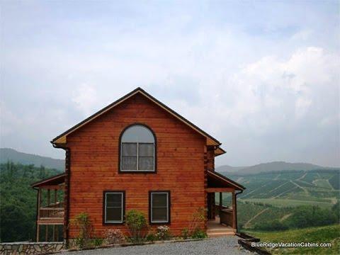 River mountain cabin todd nc new river cabin rental youtube for Cabin rentals in boone north carolina