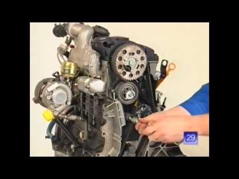Замена ГРМ Фольксваген Пассат VW 1 9 TDI