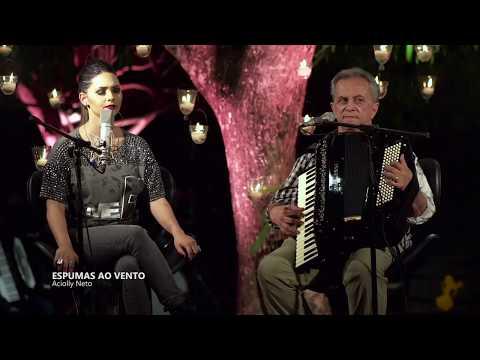 Lara Amélia - Espumas Ao Vento / Part. Flávio José