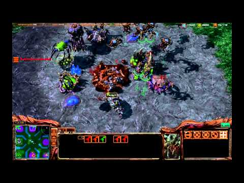 StarCraft II WIngs of Liberty: Finally good Graphics