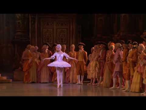 top fifteen female ballet