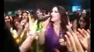 زفاف عائشة القذافي باموال الشعب الليبي.3gp