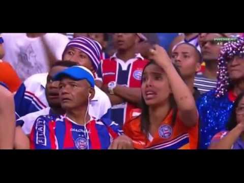 Bahia 1 x 0 Sampaio Corrêa Gols & Melhores Momentos Brasileirão Serie B 2016 hd