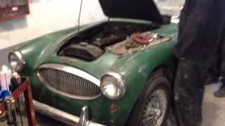 1964 Austin-Healey First Start