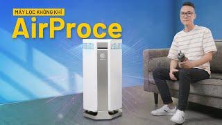 Đánh giá máy lọc không khí gần 36 TRIỆU AirProce AI-600: SẠCH TUYỆT ĐỐI
