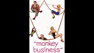 Monkey Business (1952) Trailer