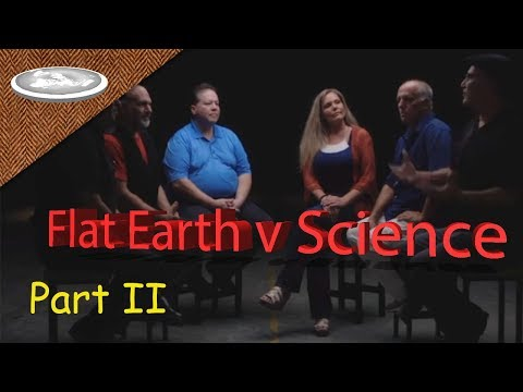 Flat Earth v Scientists Part 2 thumbnail