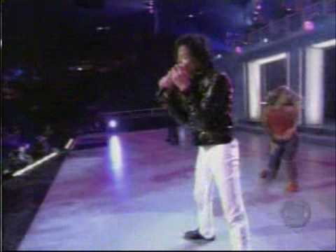 MICHAEL JACKSON Feat SLASH & USHER & CHRIS TUCKER Live Mix