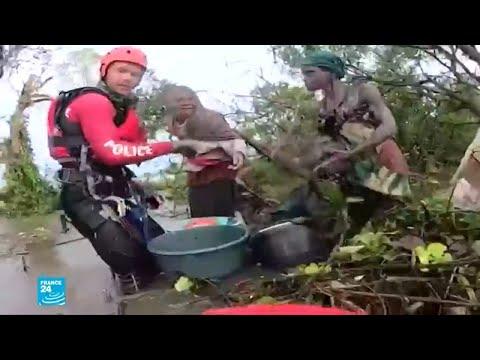خسائر بشرية كبيرة في موازمبيق جراء إعصار إيداي
