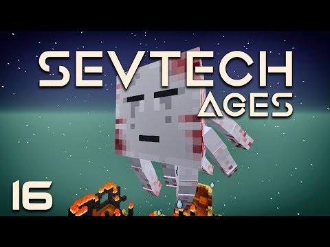 SevTech: Ages EP16 Minotaur + Knight Phantom + Hydra + Ur-Ghast