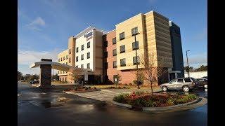 Fairfield Inn & Suites by Marriott Dunn I-95 - Dunn Hotels, No…