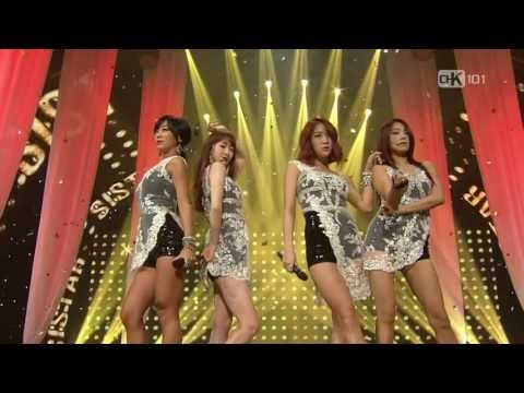 HD | LIVE 130714 Sistar - Gone not around any longer + Give it to me @ SBS Inkigayo